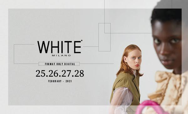 WHITE MILANO TORNA DIGITALE E A SOSTENERE IL MADE IN ITALY