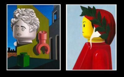"""LA DIVERTENTE MOSTRA """"I LOVE LEGO"""""""