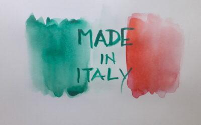 PRESENTE E PASSATO DEL MADE IN ITALY